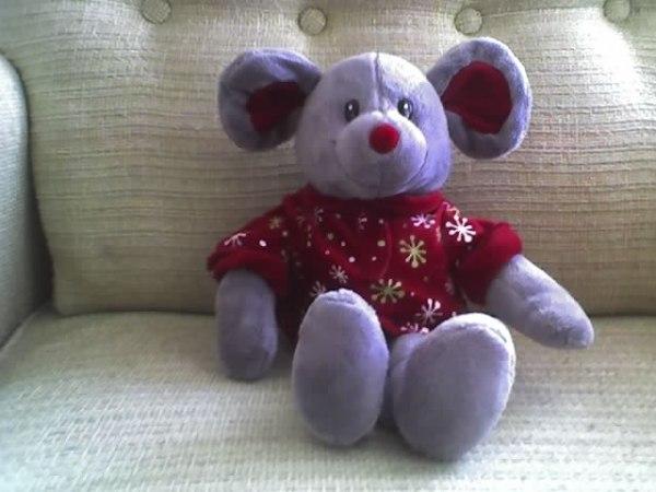Chris the Christmas Mouse